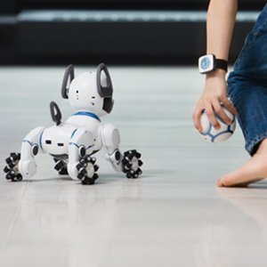 wowwee chip robot dog games